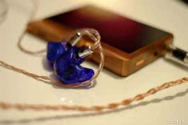 Earphonia.com - Jomo Samba Pro-Audio CIEM Astell and Kern AK380 Copper Pairing