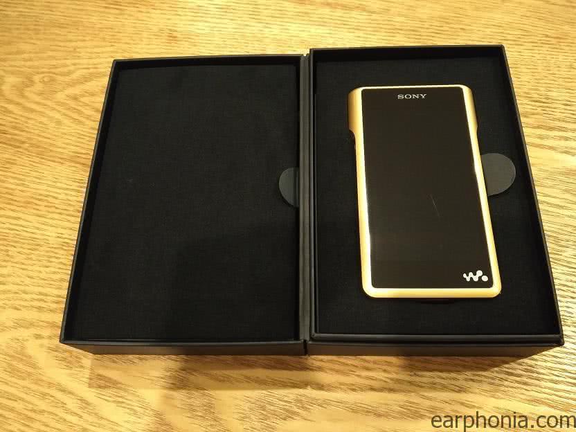 Sony WMZ1 burnin earphonia.com