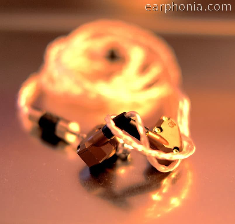 earphonia.com Effect Audio Thor Silver II - IEM Cable - Campfire Jupiter
