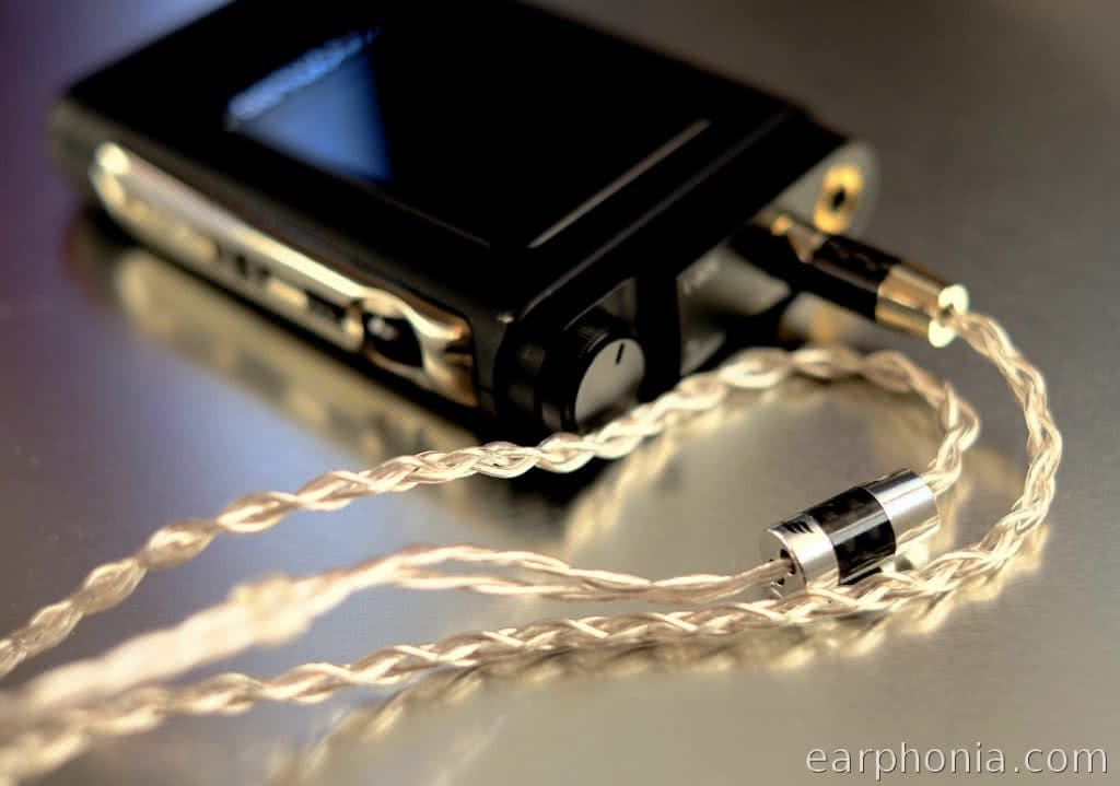 earphonia.com Effect Audio Thor Silver II - IEM Cable - VentureCraft SounDroid VALOQ [SDP-1]