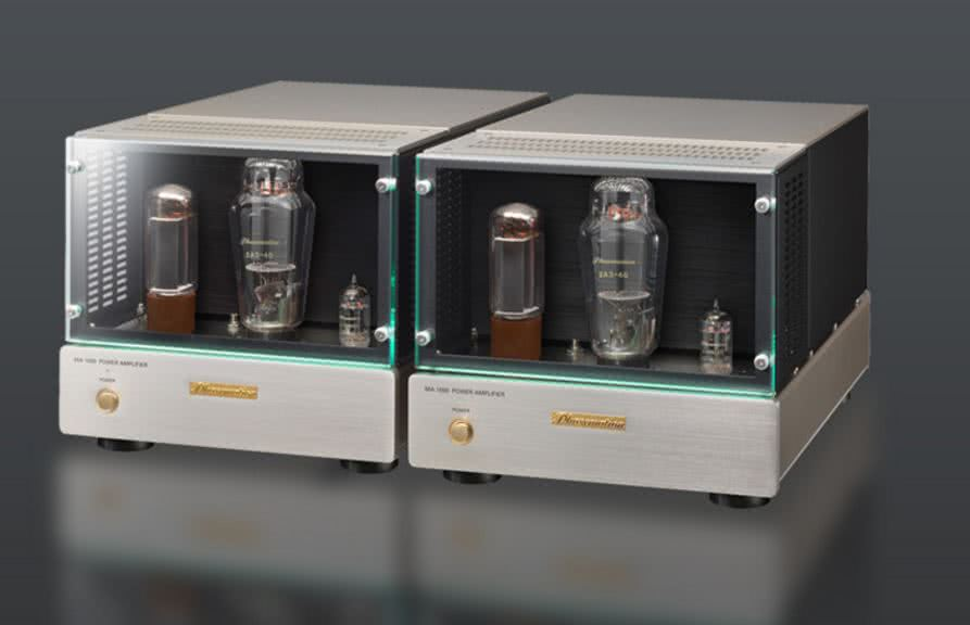 Phasemation MA-2000 Monaural Tube Power Amplifier – High End Japanese Audio