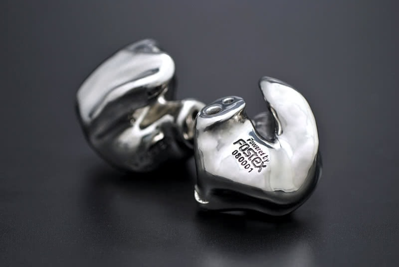 FitEar Titan – Hybrid and Titanium Custom Earphone