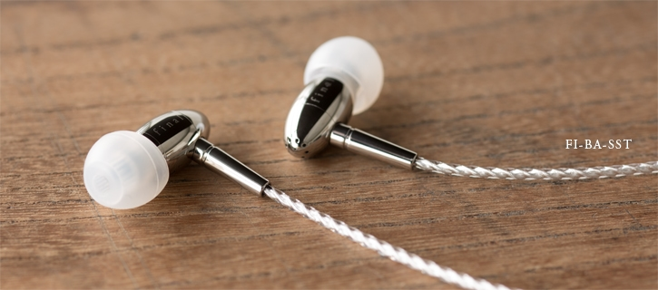 Final Audio Design – FI BA SST – New Balanced Armature Earphone