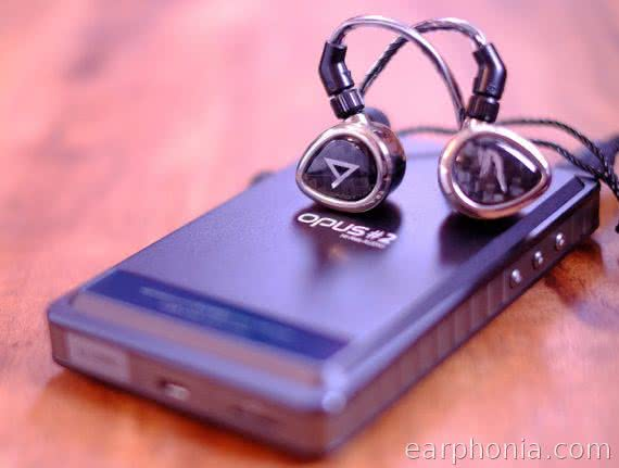 earphonia.com theBit Opus#2 Digital Audio Player Review