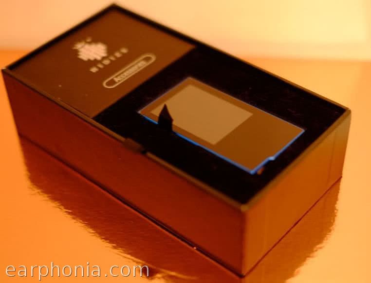 earphonia.com Hidizs AP60 Digital Audio Player Review
