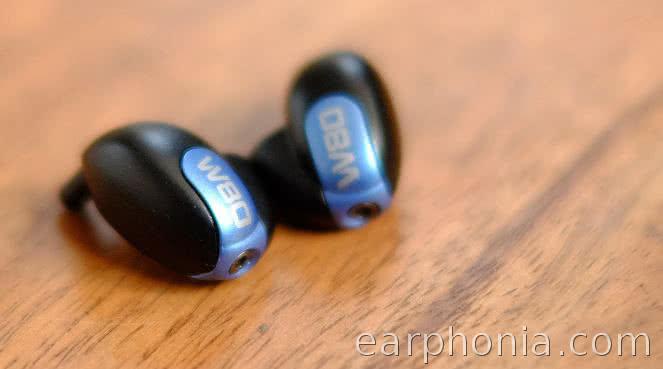 earphonia.com Westone W80 earphone Review