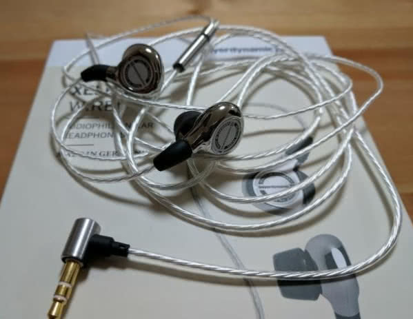 Beyerdynamic Xelento Remote Earphone