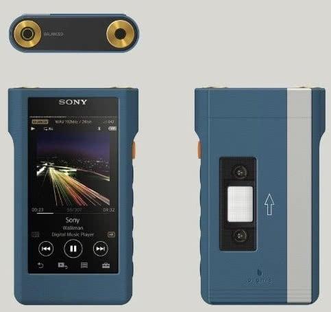 earphonia.com Sony NW-WM1Z Retro Walkman