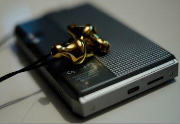 earphonia.com Opus 3 Digital Audio Player review Final Audio Design Piano Forte XG