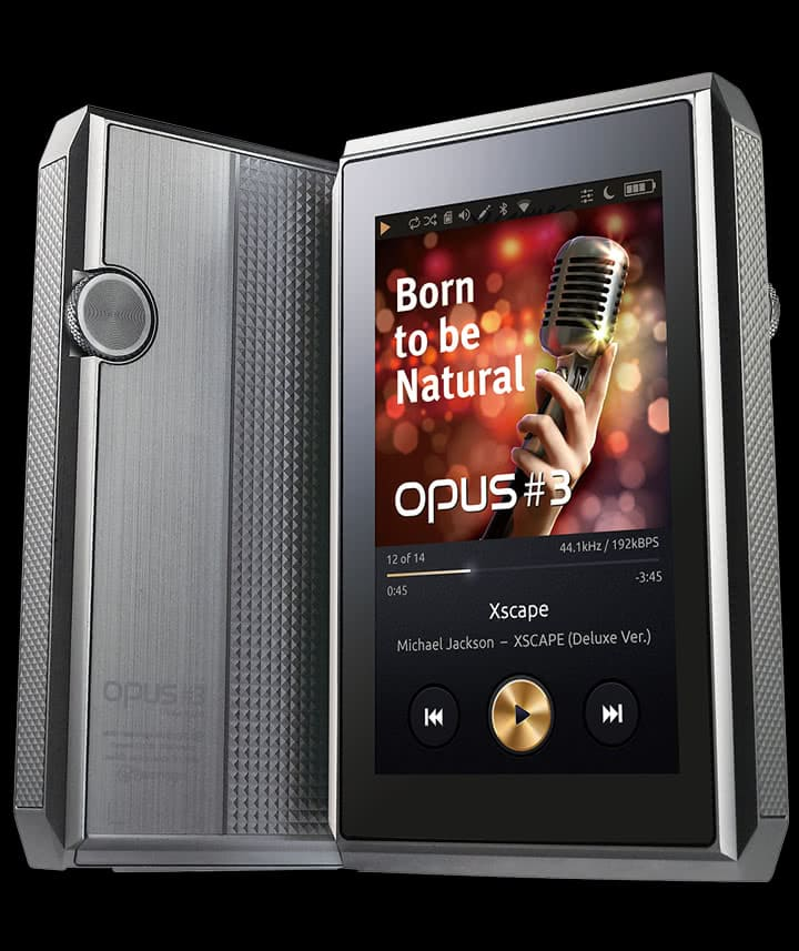 Thebit – OPUS#3 – latest Digital Audio Player