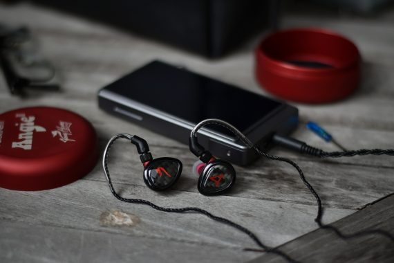 earphonia.com JH Audio Angie II Full Metal Jacket Earphone