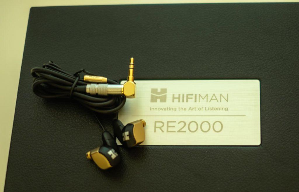 earphonia.com HifiMan RE2000 Unboxing