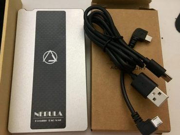 earphonia.com Aroma Audio DAC/Amplifier unboxing