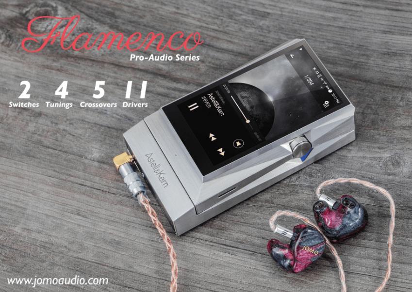 earphonia.com review of the Jomo Audio Flamenco Earphone
