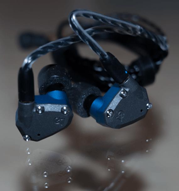 earphonia.com Campfire Audio Polaris Earphone Unboxing