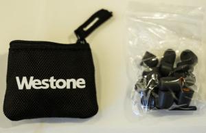 earphonia.com Westone UM1 2017 Versions Unboxing