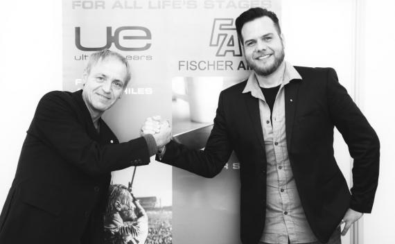 Marco Rämisch joins the FISCHER AMPS