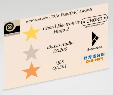 2018 Best Dap/Dac Awards | earphonia com