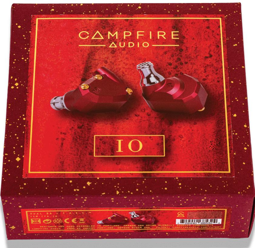 Campfire Audio Io Earphone Unboxing Earphonia Com